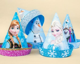 Ice Princess Party Hat