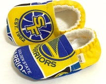 Golden State Warriors Ari Amp I Soft Sole Shoes