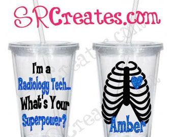 I M A Radiology Tech What S Your Superpower Coffee By Srcreates