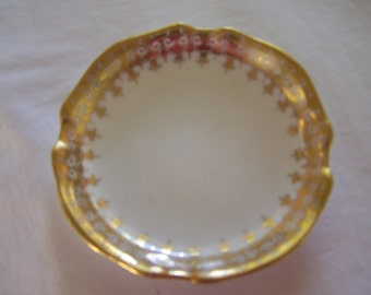 Limoges China Butter Pat