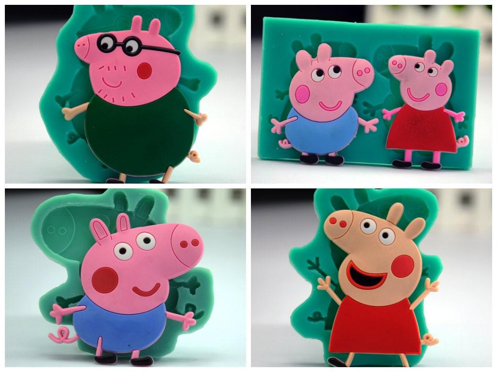 Peppapig Cake Mold Peppa Pig Cookies Jelly Mold Peppa Pig