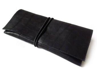iPhone 5 5s 5c leather case - iPhone 5 5s 5c leather case wallet - leather wallet case - black leather wallet case