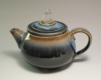 Teapot with Crystal