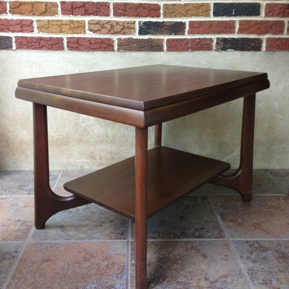 Mid Century Modern Mersman End Table