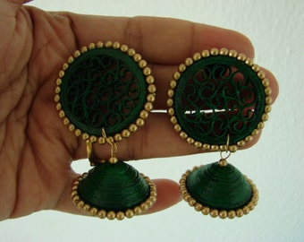 Green Quilling
