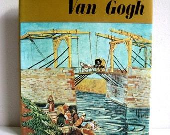 Vintage Hardcover Art Book Tudor Van Gogh 1966 Art Book