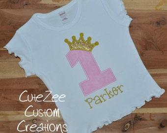 Princess Birthday Onepiece/Shirt