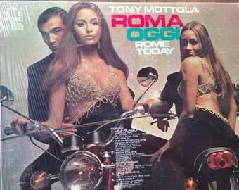 Tony Mottola - Roma Oggi - Rome Today - vinyl record