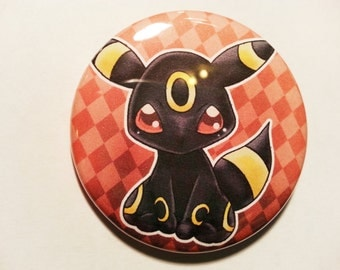 2.25 inch Umbreon Pin