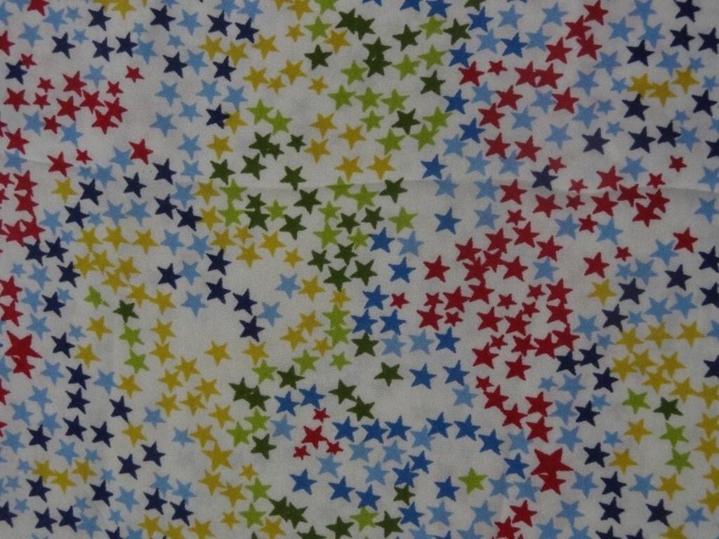 Star print fabric rayon fabric rayon challis fabric by for Star fabric australia