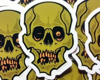 Skull - 1