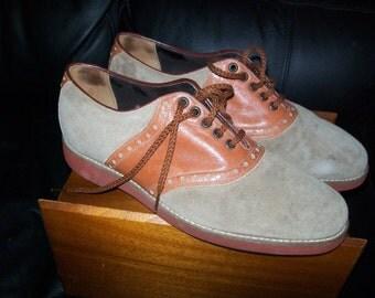 Dexter Campus Mens Oxford Shoes