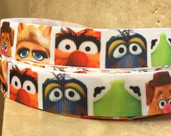 5 YDS Muppets Portrait Ribbon