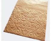 Kraft paper bag - krafts paper bags - 10 pieces