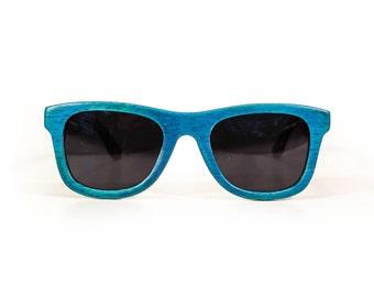 Wooden sunglasses - Copacabana, Hoentjen Creatie