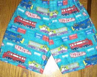 2T Chuggington shorts