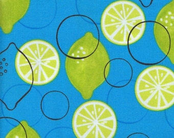 metro living limes fabric by robert kaufman 1 yard only