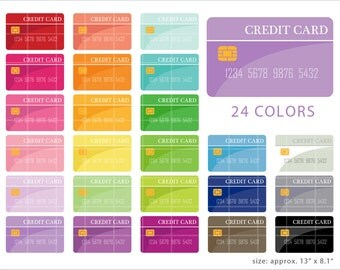 Credit Card Supplies