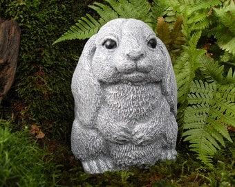Rabbit Statue,Bunny Statue,Garden Rabbit Statue,Garden Sculpture