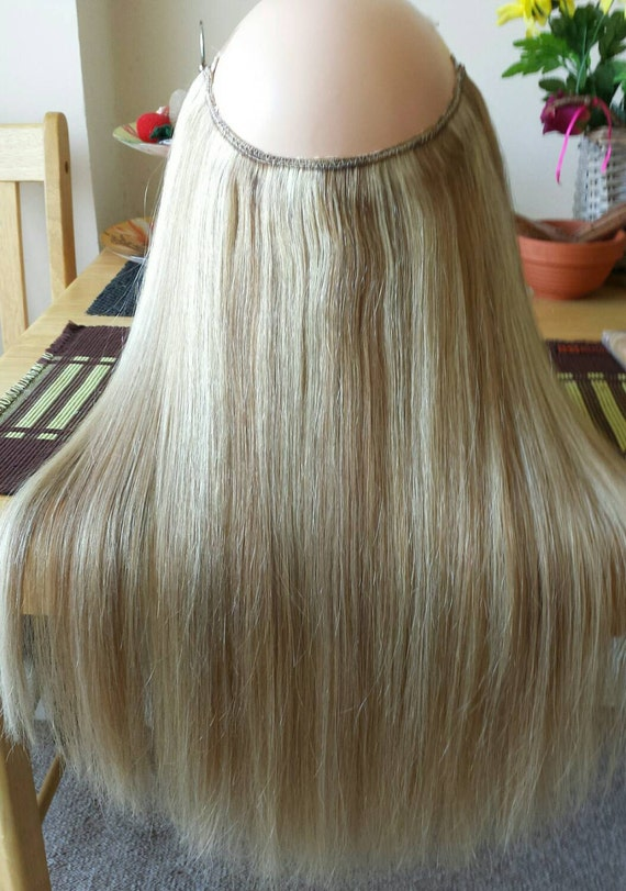 Halo Wire Hair Extensions Reviews Human Hair Extensions