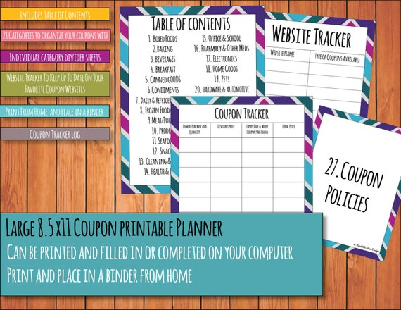 coupon bindercoupon organizer coupon book coupon holder