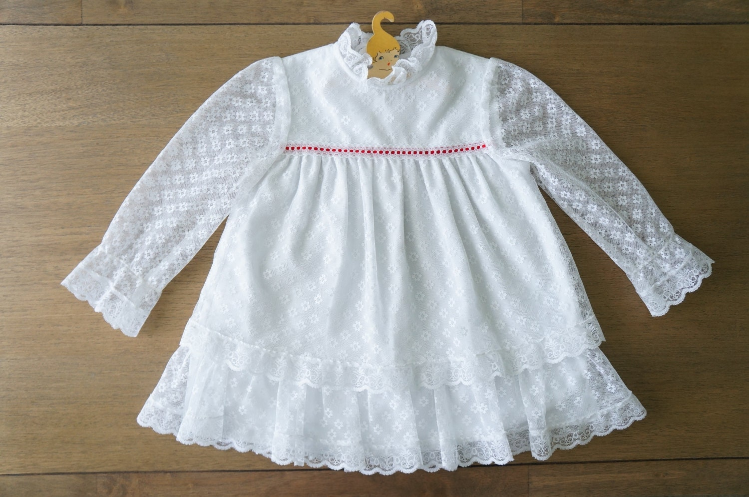 Vintage Baby Clothes Toddler Girl Victorian