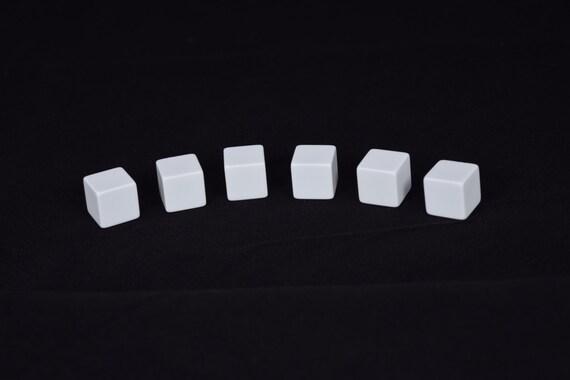 Custom Dice Set - 6 Six-Sided Dice