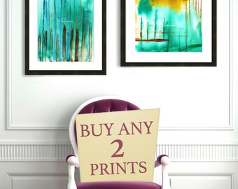 Any Two Prints. Home Decor, Dorm Decor, Art Print Set, Apartment Decor, Hanging Wall Art, Photography, Patterns, Abstract Art, Modern Art