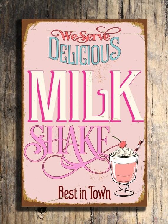 Vintage Milkshake 40