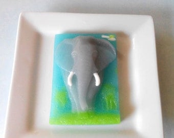 Elephant Glycerin Soap