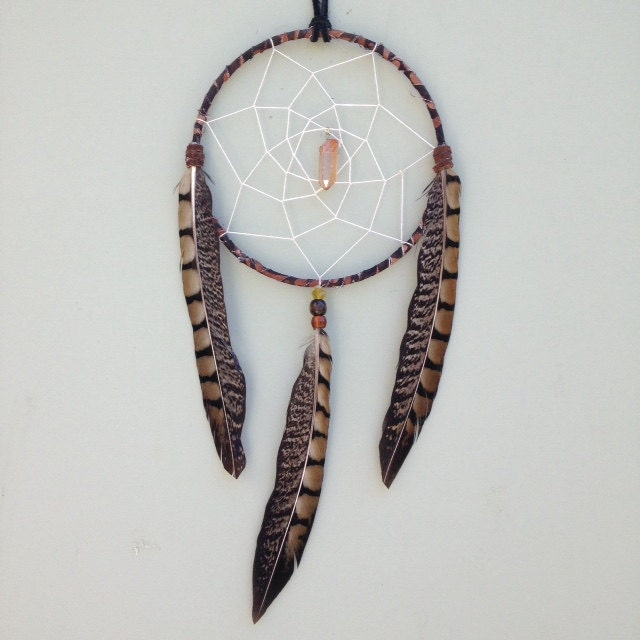 how to make a boho dreamcatcher