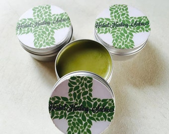 Herbal healing salve (Triple Antibiotic)