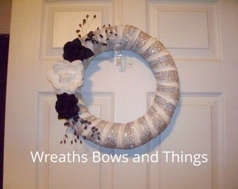 Anniversary/Wedding Wreath
