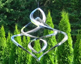 "Wind Spinner ""Twin"" (32 cm / 12.6"")"