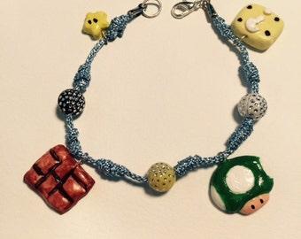 """Handmade """"Cold Porcelain"""" Bracelet"""