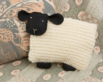 Big Sheep - Learn to Knit Kit