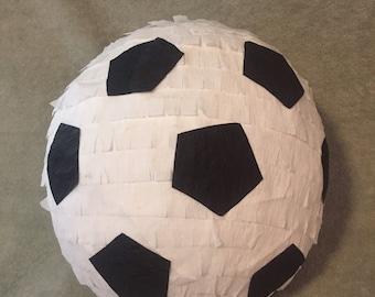 soccer ball pinata - Soccer Valentine Box