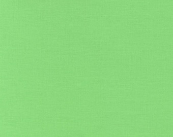 Kona Cotton in Pear - Robert Kaufman (K001-145)