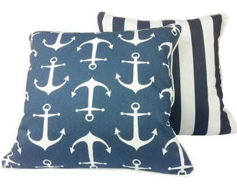 Navy Sailor's Indoor Cushion Cover