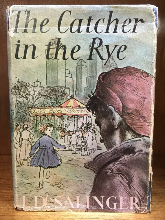 the use of foreshadowing in the catcher in the rye The catcher in the rye is a well-known novel in which we are offered a brief first-person look into the life of holden caulfield, an intriguing teenager with a heart full of painful memories and a sharp mind full of criticism.