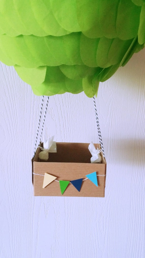Hot Air Balloon St Birthday Decorations Etsy