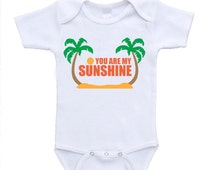 Urban Designer Baby Clothes you are my sunshine baby