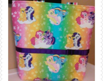 My Little Pony baby bag