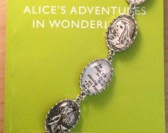 Alice in Wonderland Drink Me Bracelet