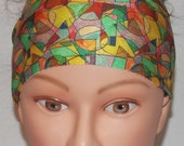 Yoga Headband-Fitness Headband-Running Headband-Workout Headband-Spandex Headband-Non-Slip Headband