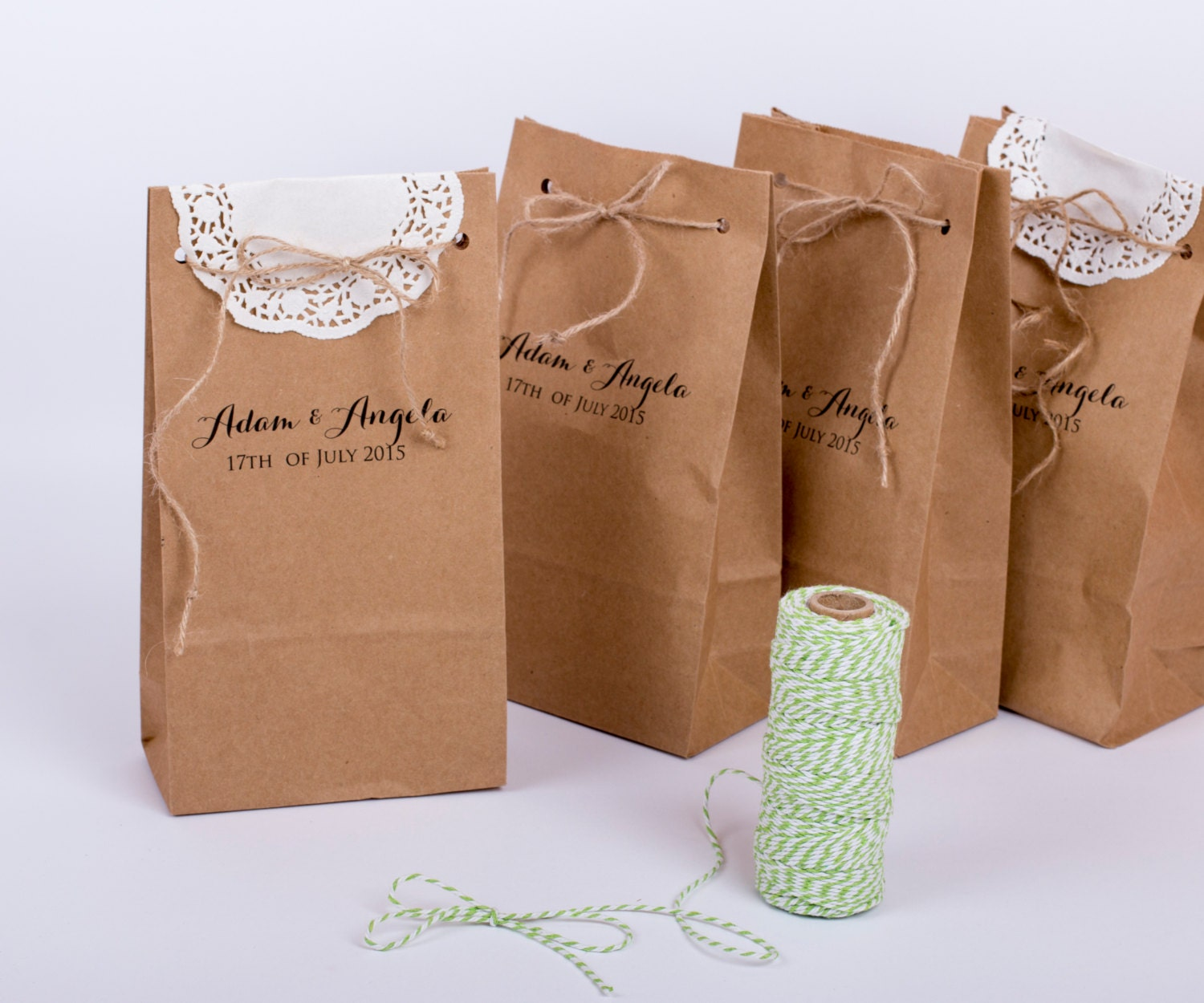 custom paper bags wedding Everything paper for your wedding custom designed wedding invitations, save the dates, programs and much more a paper wedding is a show stopping invitation suite for the modern day wedding all designs are personal and unique to the bride's taste.