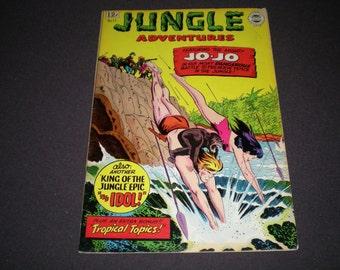 Jungle Adventures 17, (1964), Super Comics IJ