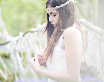 Amelia Bridal Browband