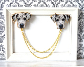 Great dane , great dane jewelry , great dane gift , great dane lover , gift for dog lover , great dane art , dog lover gift , dane dog ,