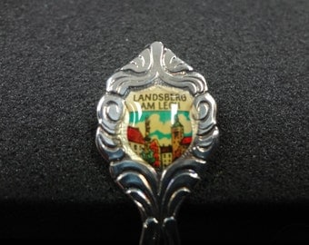 Vintage Souvenir Spoon from Landsberg Germany